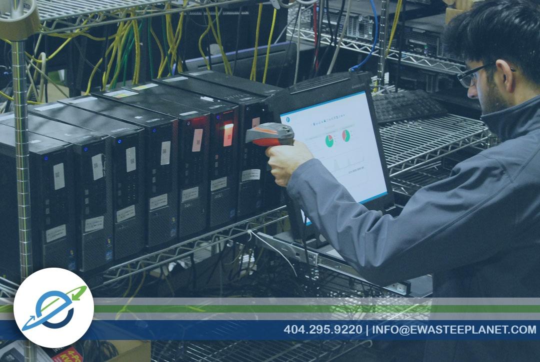 Decommissioning data center computer hardware